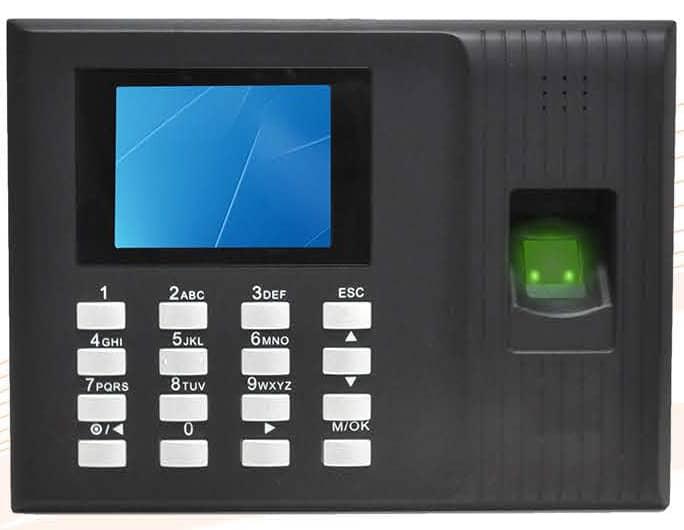 eSSL Biometric Attendance Machine K90 Identix