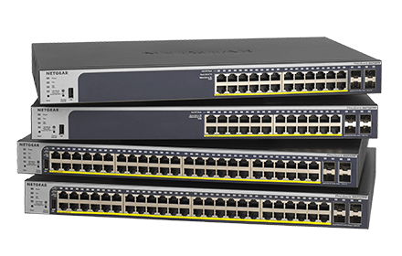 NGCGS724TP Netgear Switch