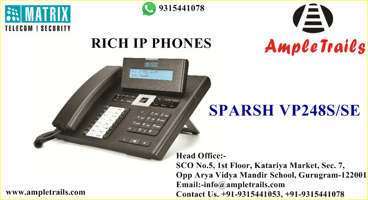 Sparsh VP248S/SE Matrix DKP