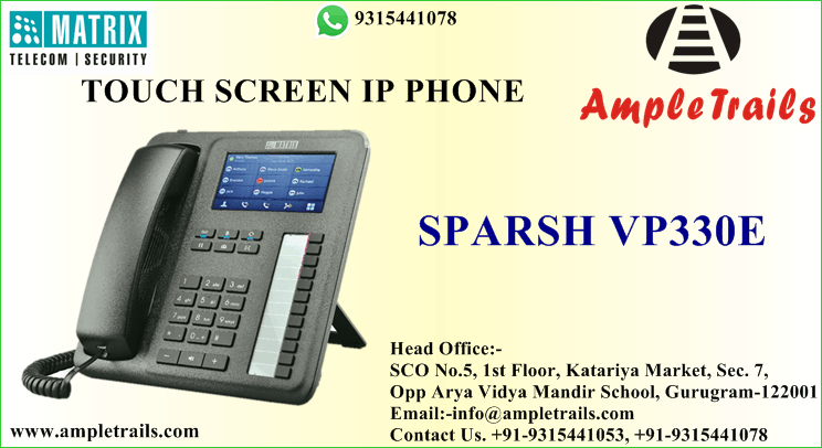 Sparsh VP330E Matrix DKP