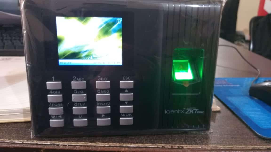 eSSL K90 Identix Attendance Machine