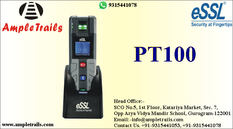 Security Guard Tour System eSSL PT100