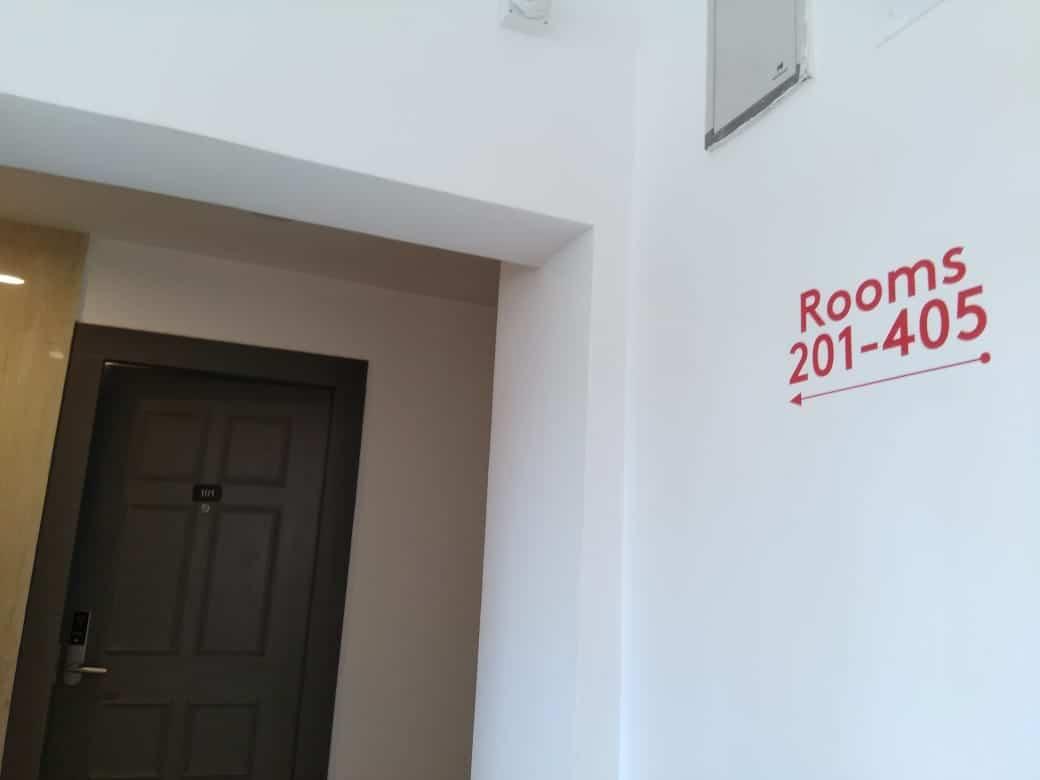 hotel door lock system india