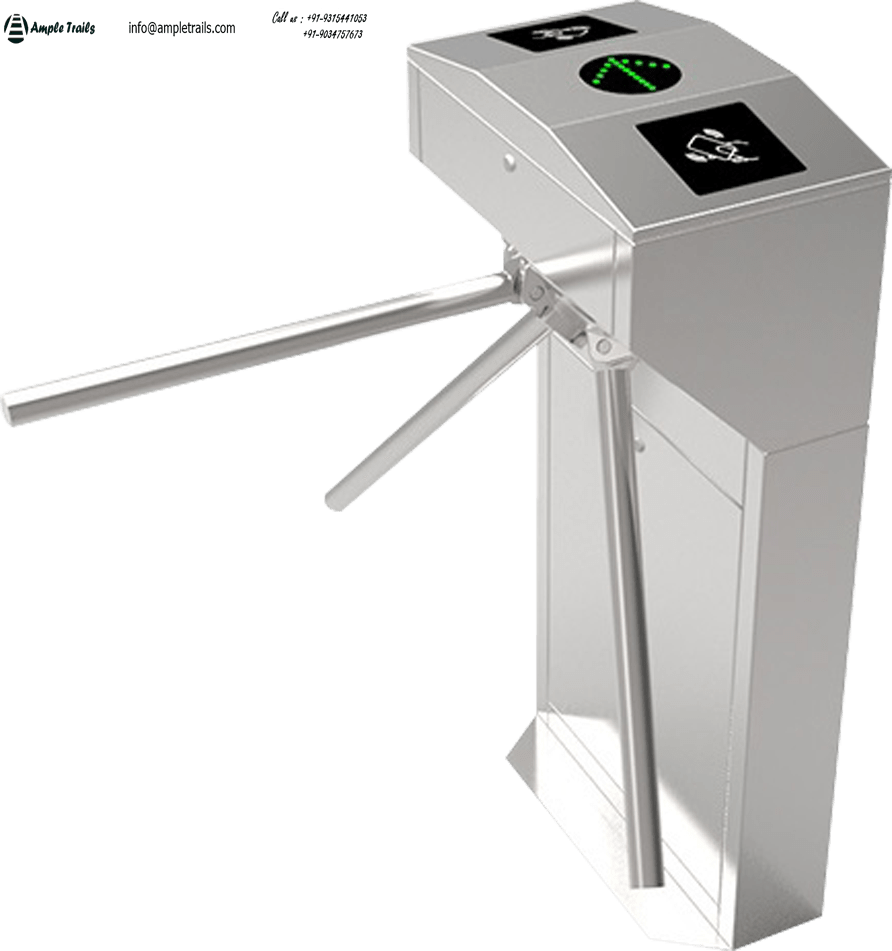 Tripod Turnstile (UL/CE/FCC) Supplier Delhi/Gurgaon/Noida