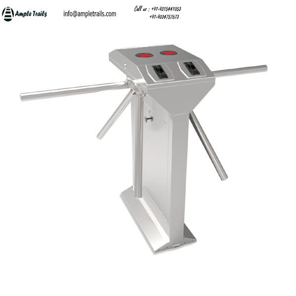 Controlled Access Turnstiles