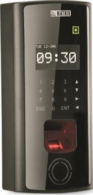 Matrix FOP Access Control System