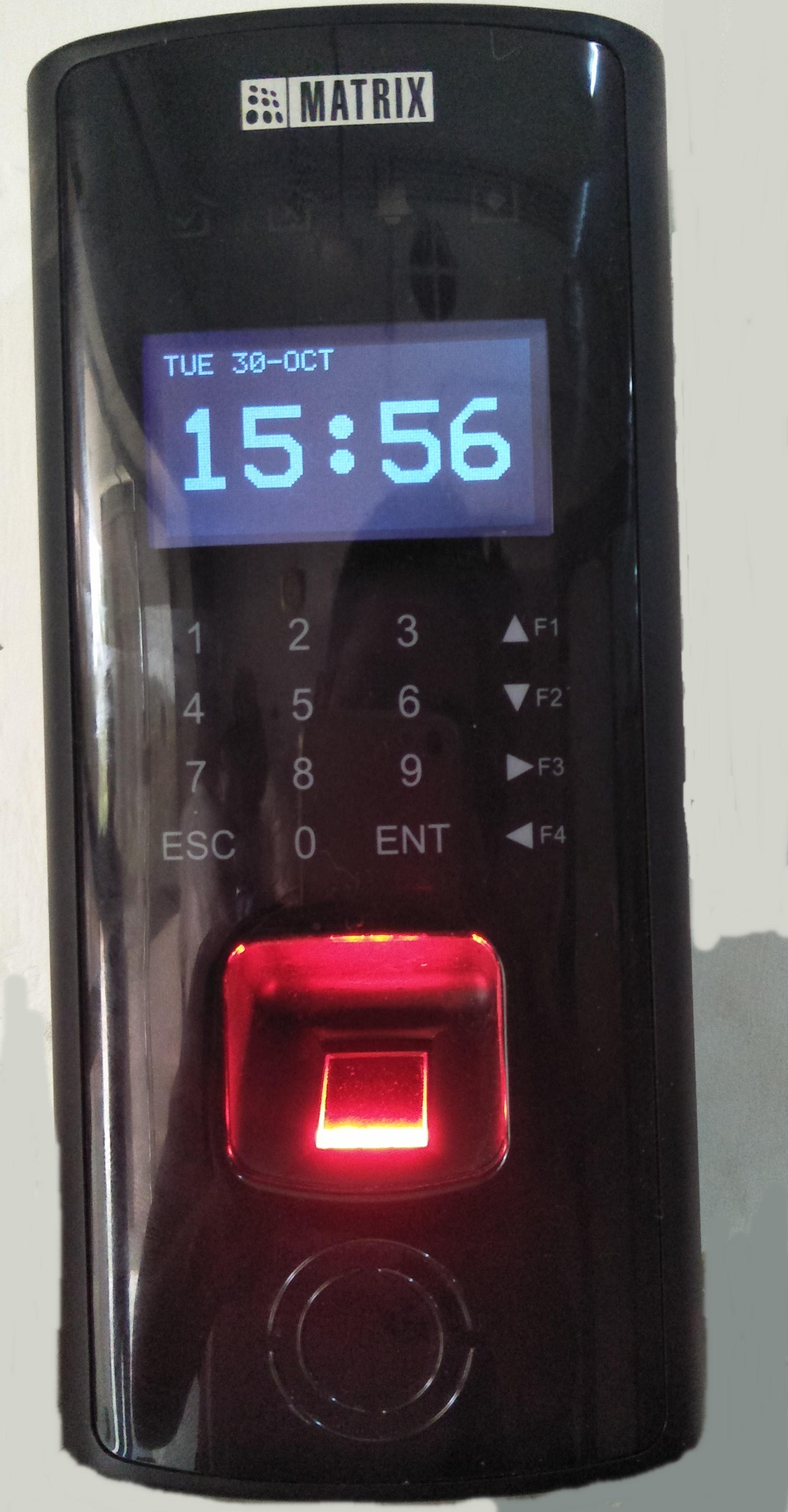 Matrix COSEC DOOR FOT CONTROLLER
