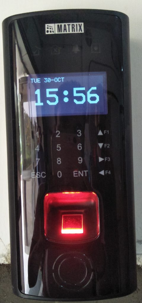Matrix FOT Biometric Attendance Machine