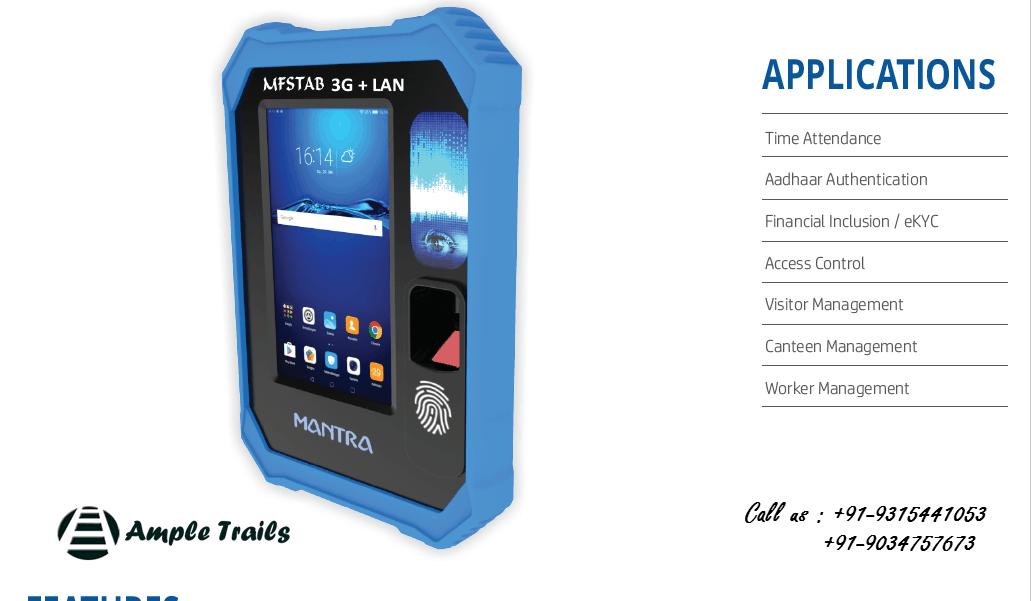 Reliance Jio Fingerprint scanner Morpho MSO 1300 eKYC Activation