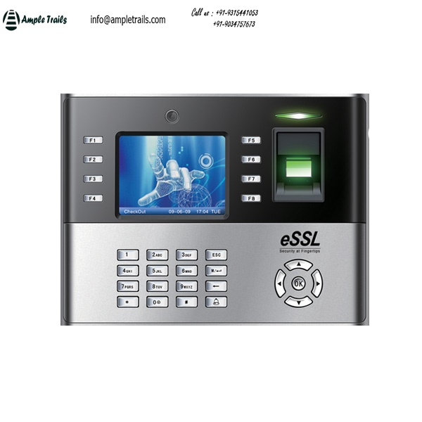 Biometric Attendance Machine eSSL Iclock 990
