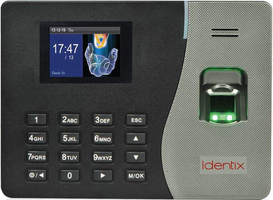 Identix K20 Pro