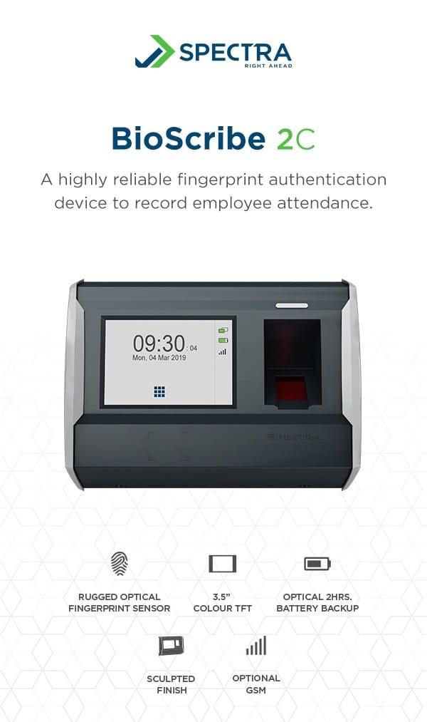 Biometric Time Attendance Machine Manesar