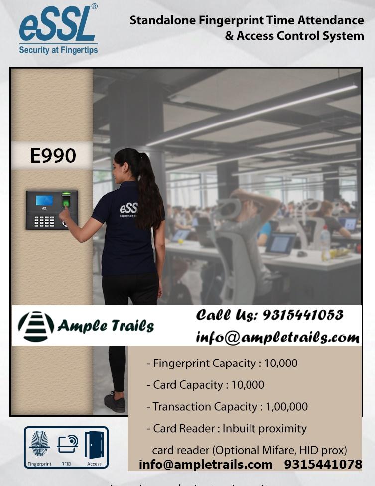eSSL E990
