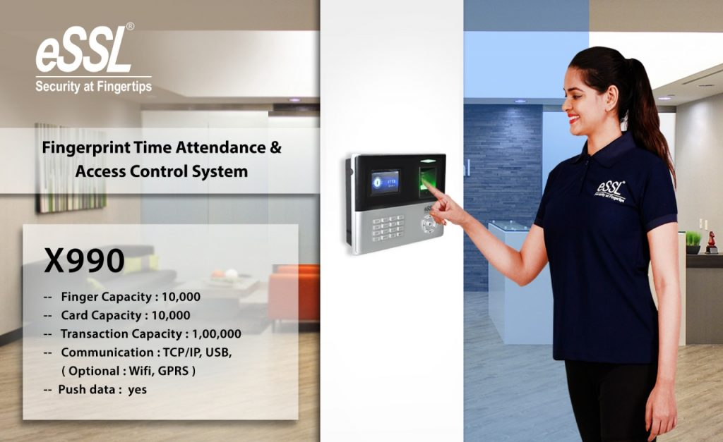 Automated Time-Attendance Solution for Modern Enterprises