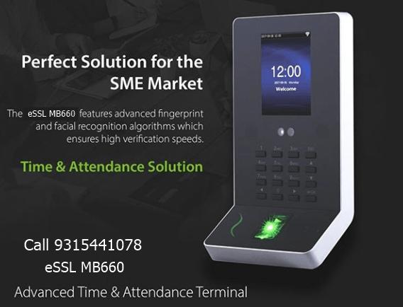 Face Attendance device eSSL MB660