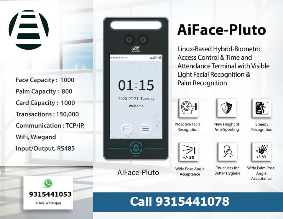 AIFace-Pluto eSSL
