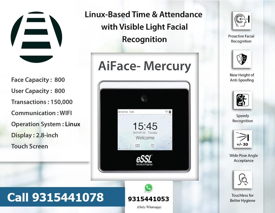 AiFace-Mercury eSSL