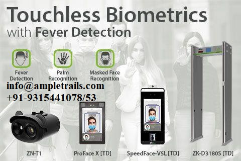 Biometric with Fever Detection