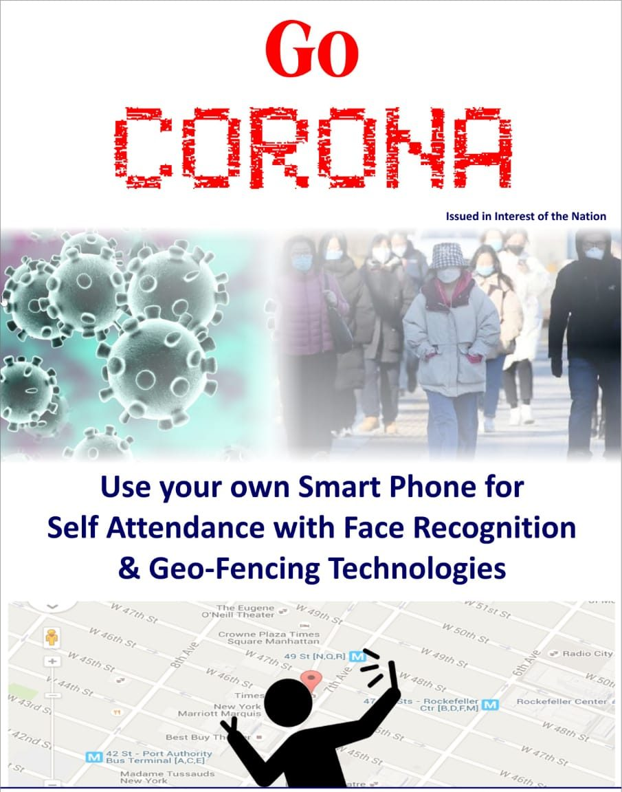 Face Recognition Attendance using Smart Phone