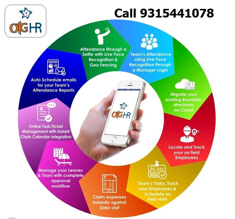 OTGHR Mobile based Attendance App