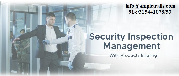 Security Inspection Management System