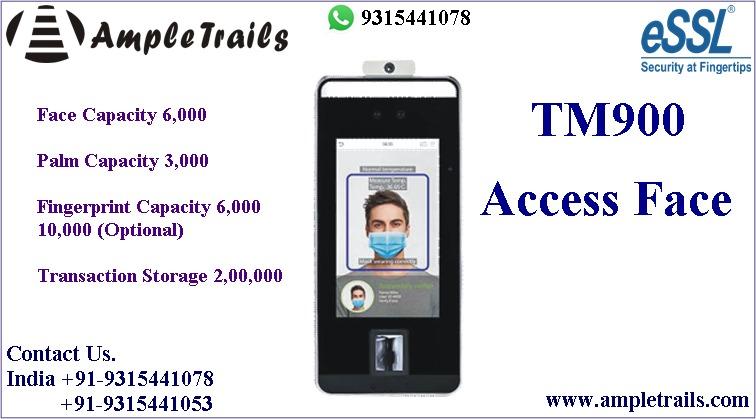 eSSL Face Temperature Machine TM900