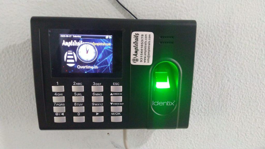 essl k30 Biometric Attendance Machine