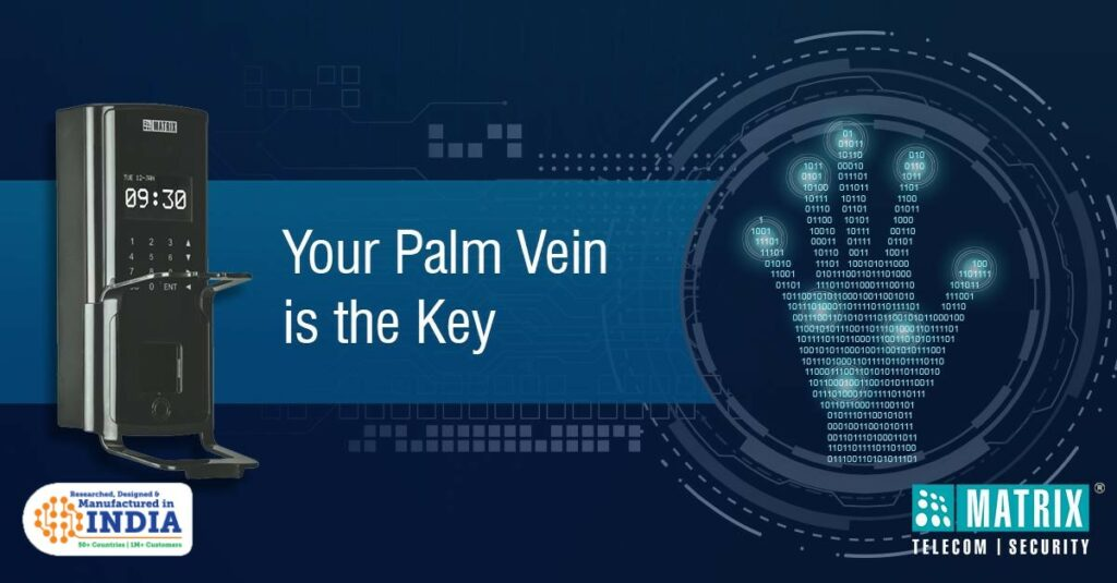 Palm Vein Based Time Attendance System