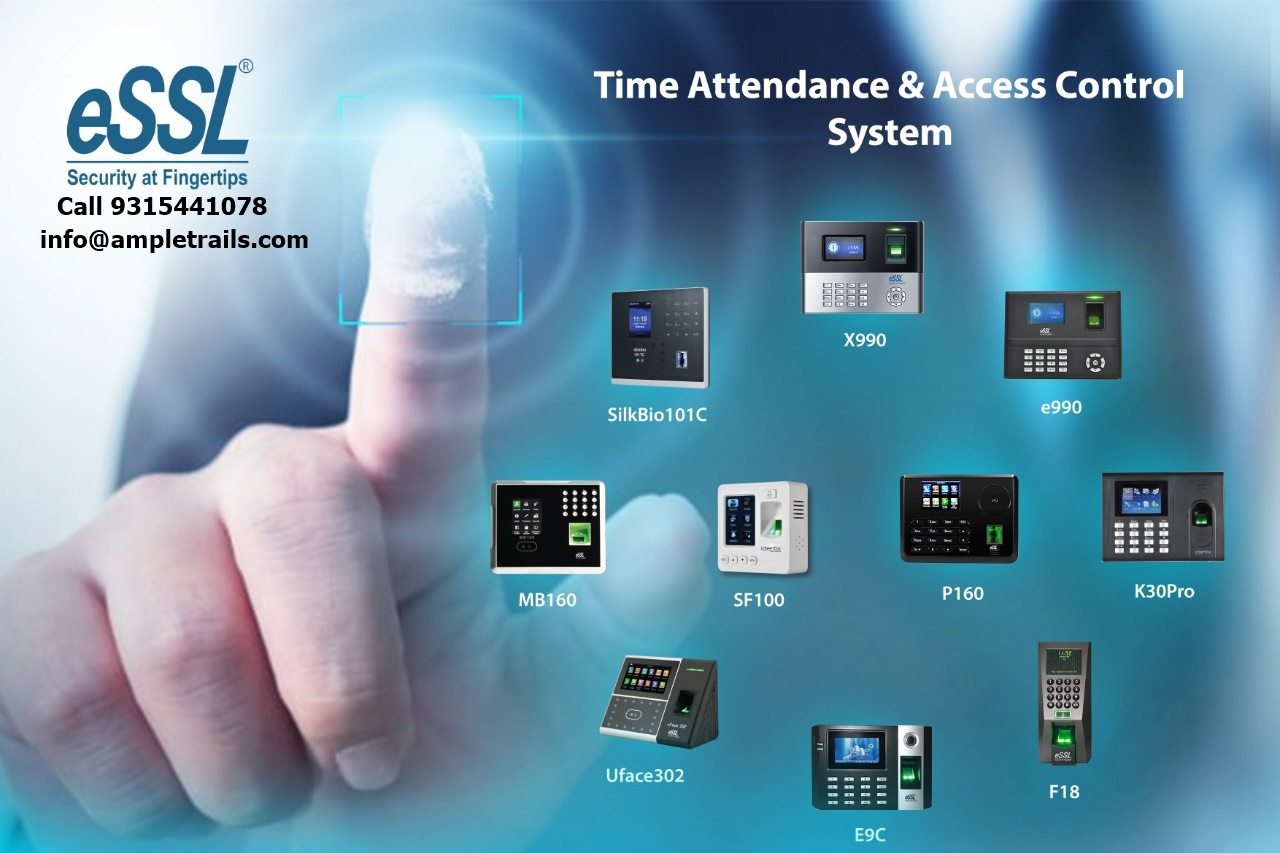 Time Attendance Access Control System