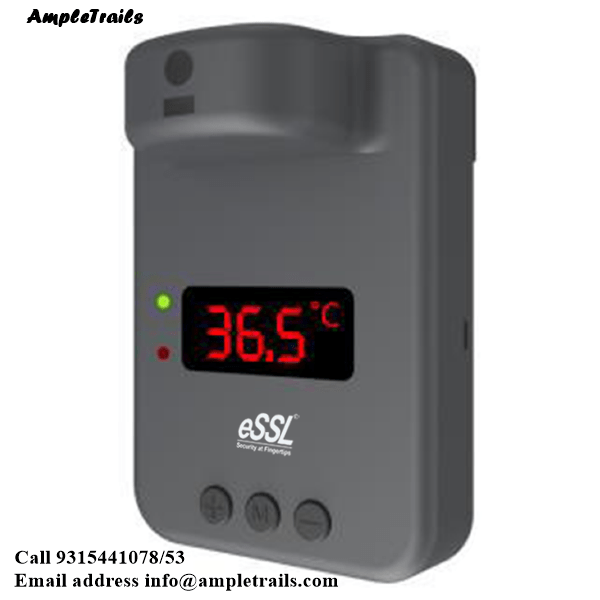 eSSL ThermoAccess-9 Infrared Thermometer Access Control