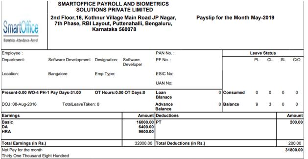 Payroll-Software, Salary-software, payslip genrater