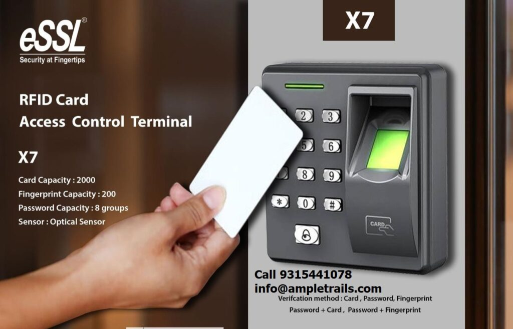 eSSL X7 Access Control System
