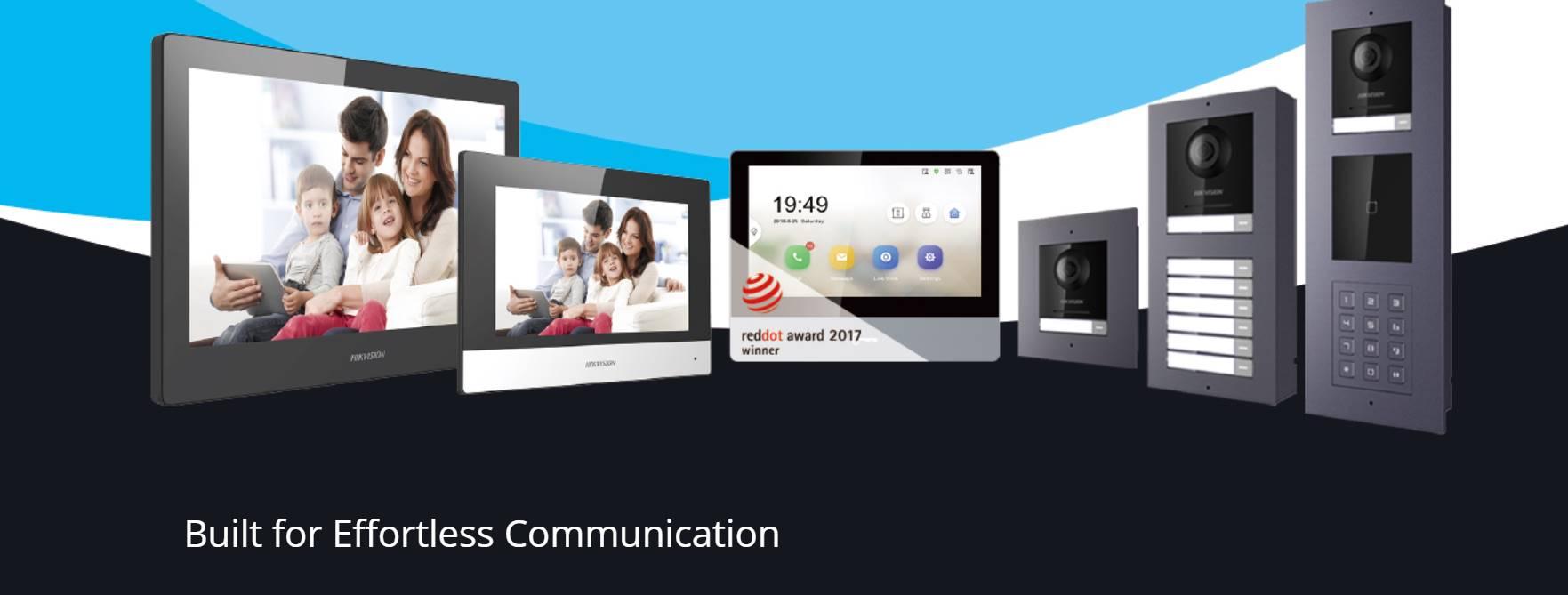 DS-KIS602 | IP Kits