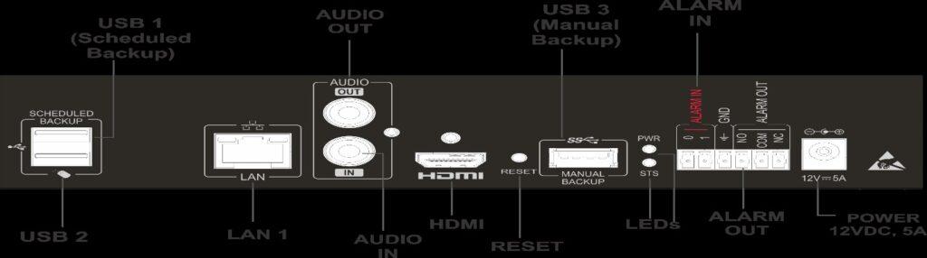 matrix 16 channel nvr SATATYA NVR1601X Matrix
