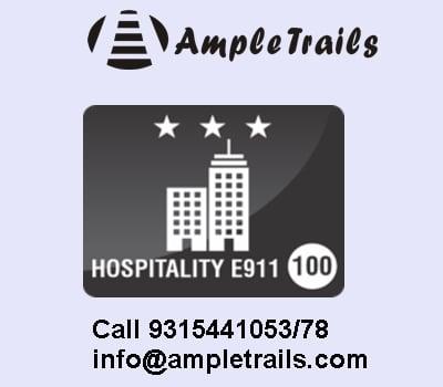 ANANT HOSPITALITY E911 USER100