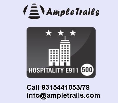 ANANT HOSPITALITY E911 USER500