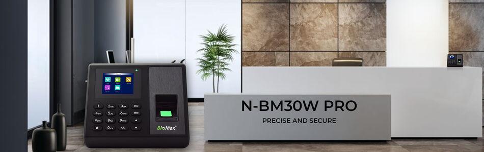 Biomax N BM30W Pro Time Attendance System